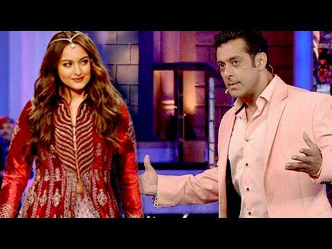 Sonakshi Sinha AVOIDS Salman Khan Birthday Questio