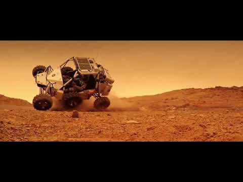 Mars Rover - Clip Mars Rover (English)