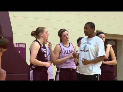 Alma College Women's Basketball - Preseason 2012-13