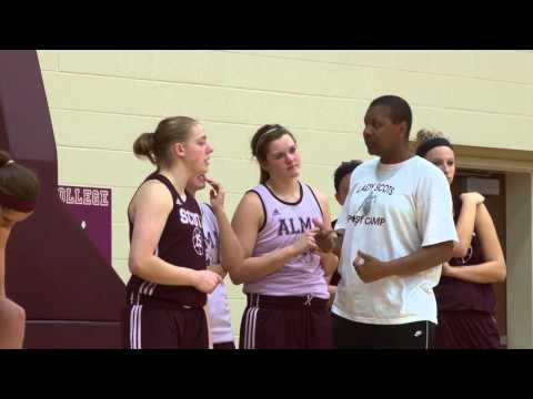 Alma College Women's Basketball - Preseason 2012-13