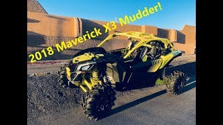 9. 2018 Can-Am Maverick X3 X MR Turbo R Review