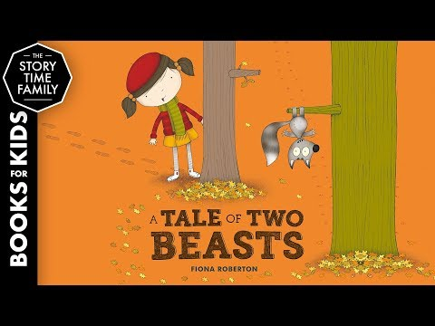 The Tale of Two Beasts | An Adorable Story About Different Perspectives