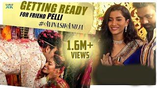 Getting Ready For Friend Pelli || Avinash ||