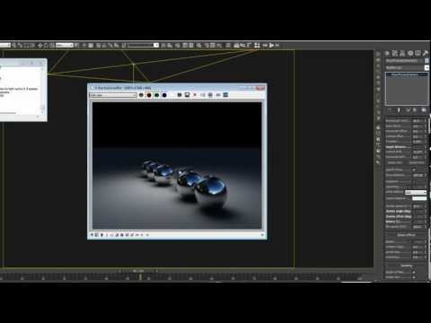 Supplement Our 3dsMax and Vray Course With a Simple Tutorial on Vray Lights and Cameras
