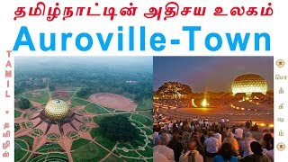 Video Auroville - No Religion Area in India | Tamil | роЖро░рпЛро╡ро┐ро▓рпН роироХро░роорпН | Vicky | Pokkisham MP3, 3GP, MP4, WEBM, AVI, FLV Desember 2018