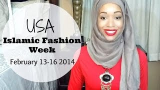 USA Islamic Fashion Week | February 13-16 2014