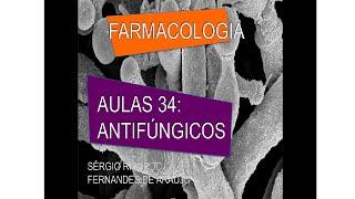 Nessa aula veremos as principais caracteristicas dos fungos, sua classificação e a patogenia dos principais fungos de importância clínica