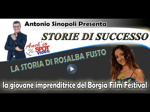 La storia di successo di Rosalba Fusto