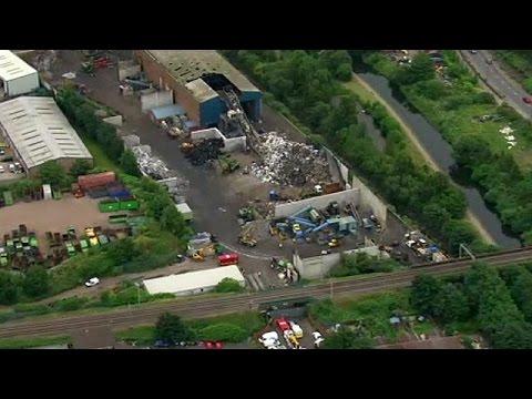 Εργατικό δυστύχημα στο Μπέρμιγχαμ – Πέντε νεκροί από κατάρρευση τοίχου