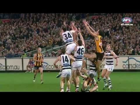 The 10 - Best Marks 2014 - Afl
