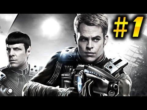 Star Trek Part 1 – Gameplay Walkthrough – Kirk VS Spock? [2013 Game]