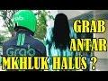 foto Rekaman Supir Grab Antar MAKHLUK HALUS !! Ke KUBURAN (REACTION)