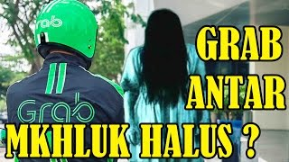 Video Rekaman Supir Grab Antar MAKHLUK HALUS !! Ke KUBURAN (REACTION) MP3, 3GP, MP4, WEBM, AVI, FLV Januari 2019