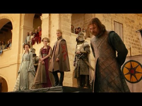 Game of Thrones - Season 1 - Top 10 Moments