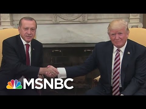 Special Report: Robert Mueller Eyes Michael Flynn's Turkey Links   The Beat With Ari Melber   MSNBC