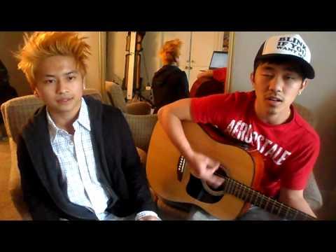 icu tua las ntsev guitar version cover jb Productionz (видео)
