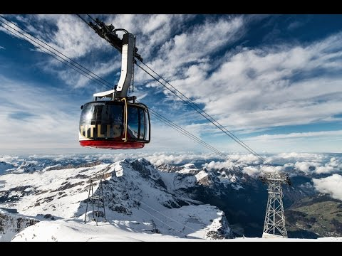 Mount Titlis Day Trip from Lucerne