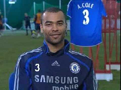 10 preguntas rápidas a Ashley Cole