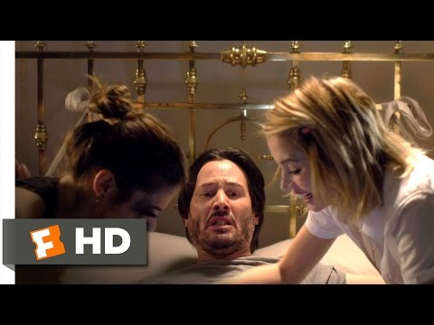 Knock Knock (6/10) Movie CLIP - Like a Good Little Girl (2015) HD