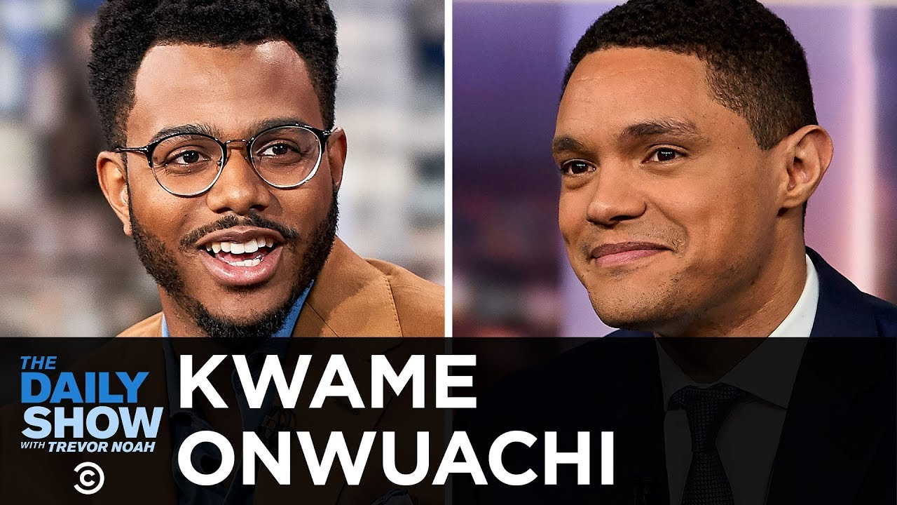 "Kwame Onwuachi – Carving Out His Own Path in ""Notes from a Young Black Chef"" 