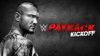 Nonton Wwe Payback Kickoff Film Subtitle Indonesia Streaming Movie Download