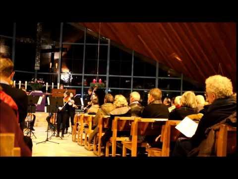 Музыка барокко в берлинской кирхе