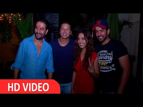 Screening Party Of & Tv Show The Voice India Kids