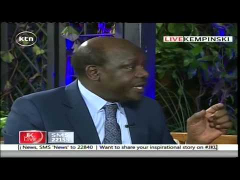 Jeff Koinange Live with Mukhisa Kituyi on Inspiration Thursday, 5th May 2016 Part 3