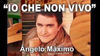 """Ângelo Máximo canta """"Io che non vivo"""" (Senza te) de L. Pallavicini / P. Donaggio no Programa Eliane Camargo exibido dia 06 de novembro de 2016 no Canal do Boi."""