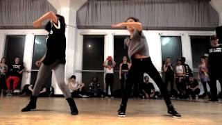 Ludacris Call ya bluff.  Choreo by Matt Steffanina.