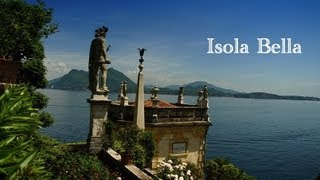 Stresa Italy  city photos : Isola Bella - Stresa - ITALY - BEST VIDEO