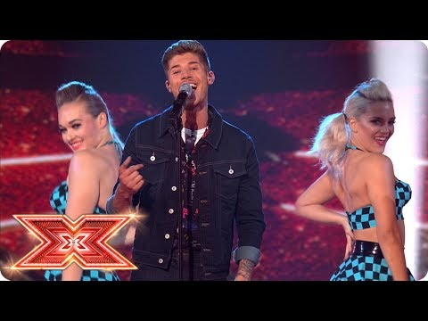 Sam Black takes on Little Mix!   Live Shows   The X Factor 2017_TV műsorok. Heti legjobbak