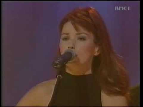 Shania Twain : You`re Still The One. Live.hq.nobel Concert.oslo Norway.(des,10-1998)