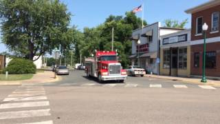Chisago City United States  city photos gallery : Chisago City Fire & Rescue - Engine Co. 02 Responding - 07/20/16