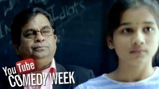 Kotha Bangaru Lokam Movie - Brahmanandam Comedy Scene in Classroom