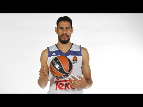 Top 5 Plays: Gustavo Ayon, Real Madrid