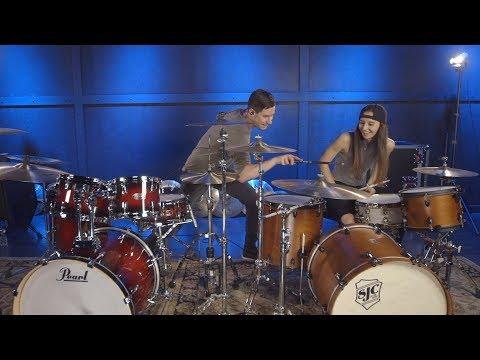 Sum 41 - In Too Deep - Drum Cover Ft. Coop3rdrumm3r