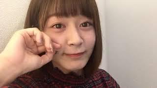 誕生日配信120522時01分太田奈緒AKB48チーム8京都府代表