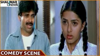 Comedy Scene Of The Day 397 || Telugu Movies Back To Back Comedy || Shalimarcinema