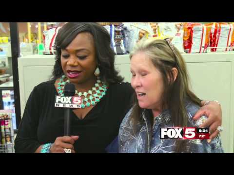 FOX5 Surprise Squad: Kicks off $10,000 In Groceries