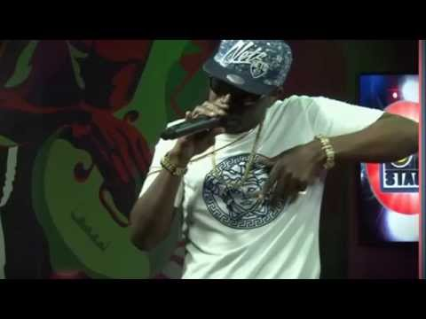Busy Signal - Text Message (Raw) March 2015