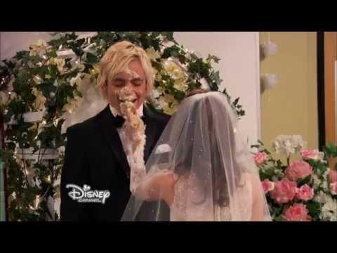 Austin & Ally - Auslly Kiss (Wedding Bells & Wacky Birds) Full Scene