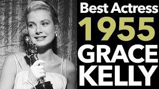 Video 1955 | Grace Kelly Defeats Judy Garland for Best Actress MP3, 3GP, MP4, WEBM, AVI, FLV November 2018