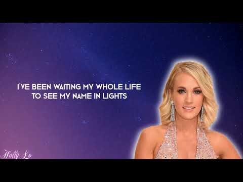 Carrie Underwood & Ludacris - The Champion (with LYRICS)