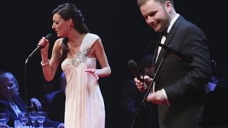 The Lady Is A Tramp - Jan Smigmator & Dasha, RTV Big Band