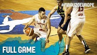 Watch Montenegro v Slovenia at the FIBA U20 European Championship 2017. ▻▻ Subscribe: http://fiba.com/subYT Click here...
