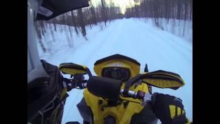 8. Afternoon RIp - Ski-Doo XRS 800 E-tec