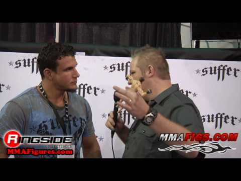 Frank Mir Considers dropping to 205 Light Heavyweight in the Future