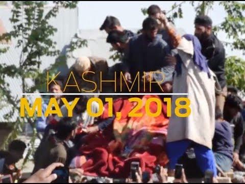 Kashmir: May 01, 2018