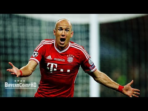 Arjen Robben - Flying Dutchman - Insane Skill Show